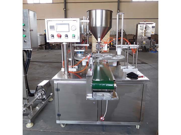 Pakistan yogurt filling machine