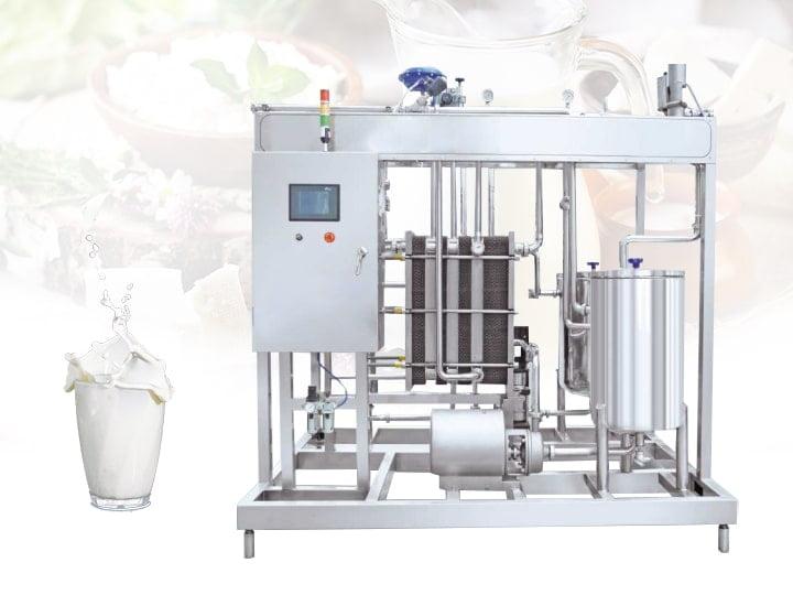 Plate Sterilizer|Milk Sterilizer Machine