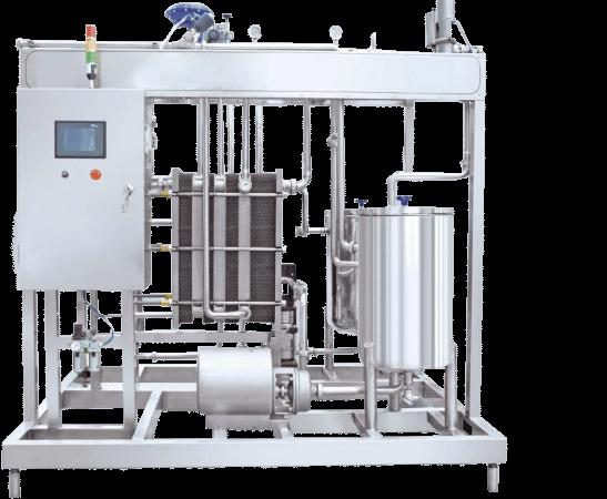 plate sterilizer machine