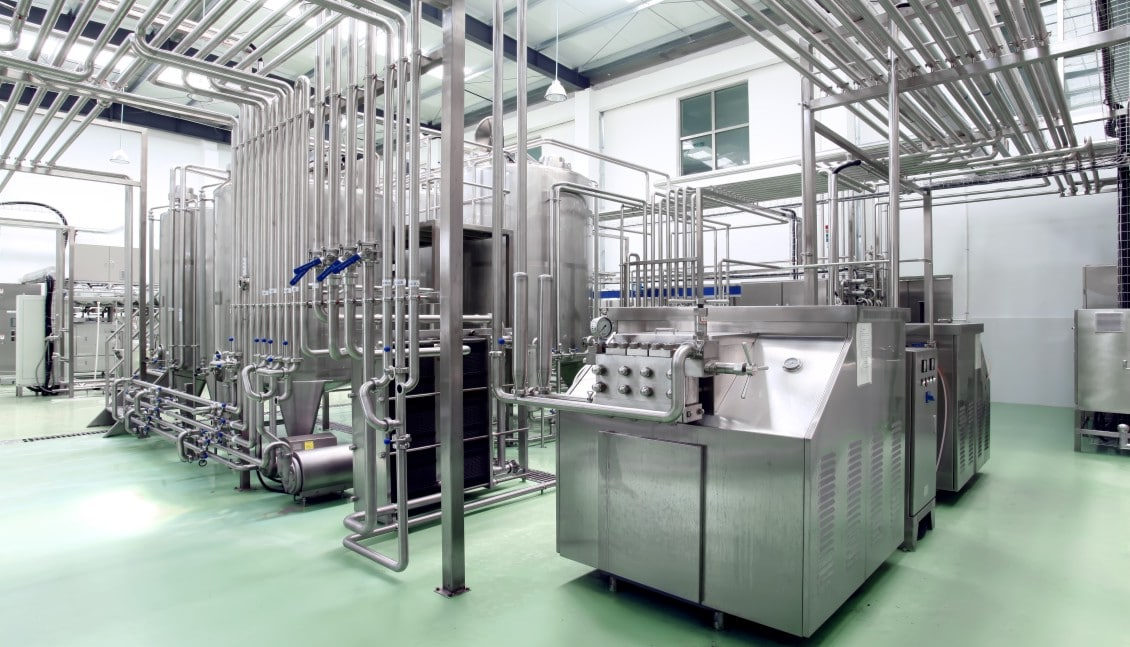 yogurt productionbusiness