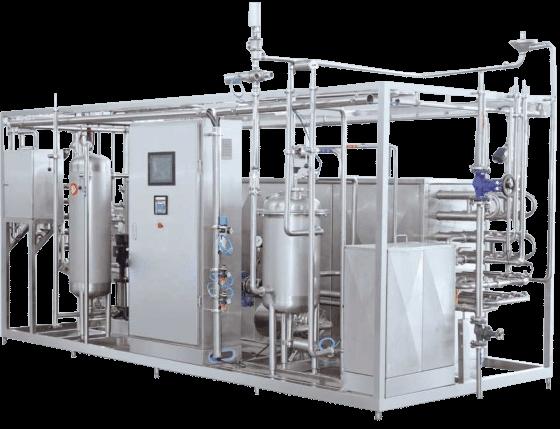 Yogurt sterilization machine